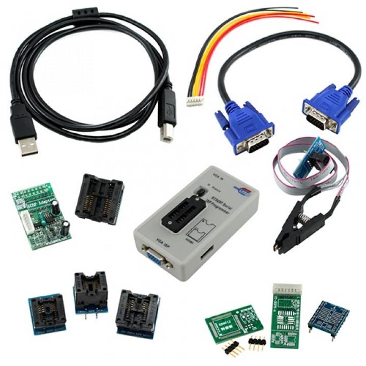 Програматор RT809F SPI ICSP VGA HDMI універсал, 102957
