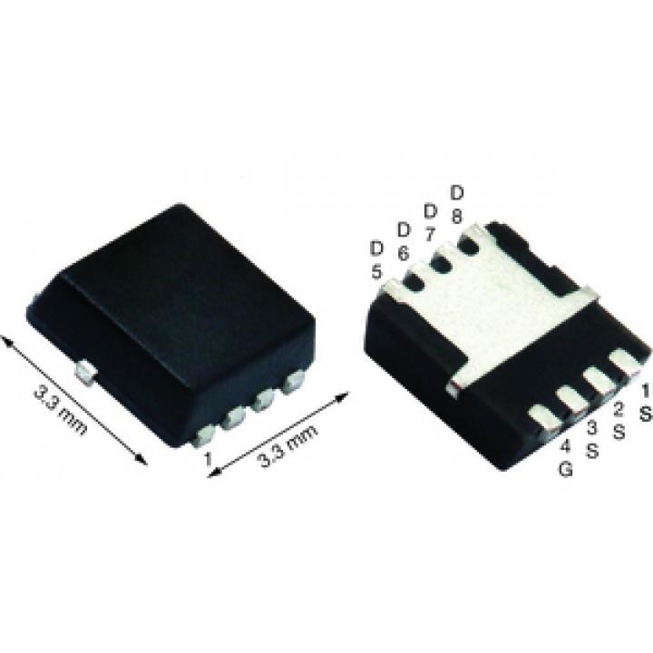 Чіп AON7410 DFN3X3EP, MOSFET N-канальний 30В 24А, 105623