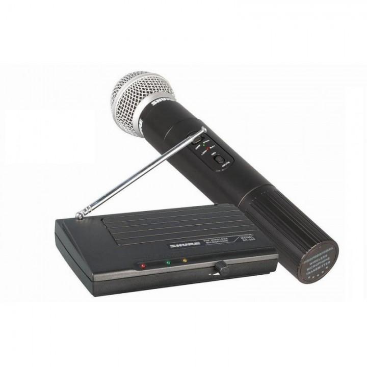 Радіосистема Shure SH-200, 1 бездротової мікрофон і база, вокал, караоке, 105651