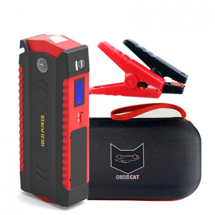 Пусковий пристрій стартер бустер для авто OBDIICAT D9 16000мАч, 105654