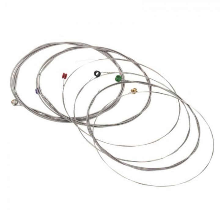 Набір з 6 струн для електрогітари, 10-46, 0.25-1.17мм, Orphee RX17, 105665