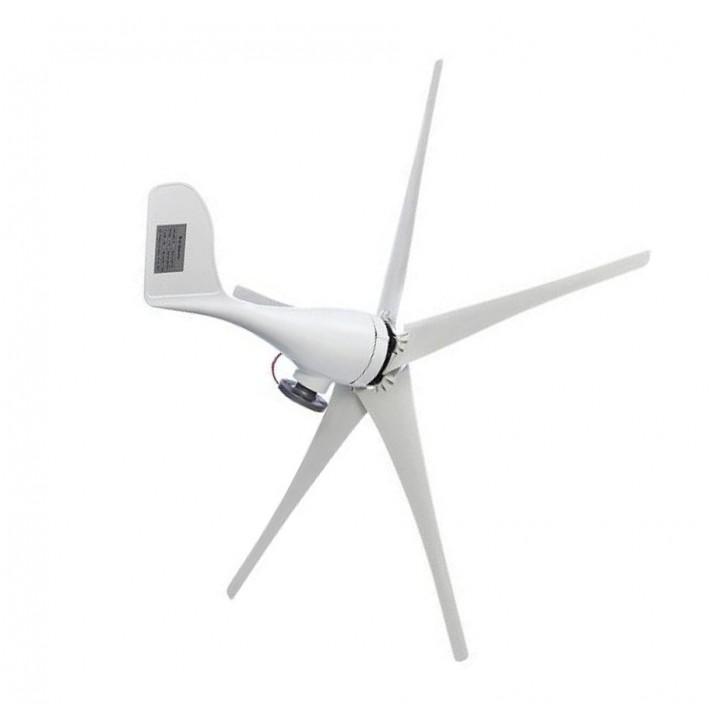 Вітрова електростанція, вітрогенератор з контролером, 400Вт 24В, SH-400s, 100658