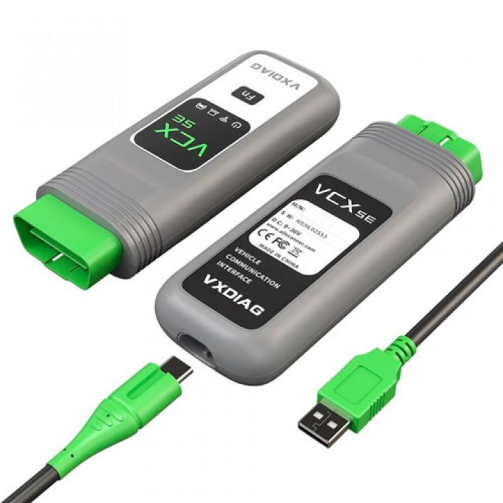 VXDIAG VCX SE OBD2 Wi-fi и USB сканер діагностики авто для BMW, 100247