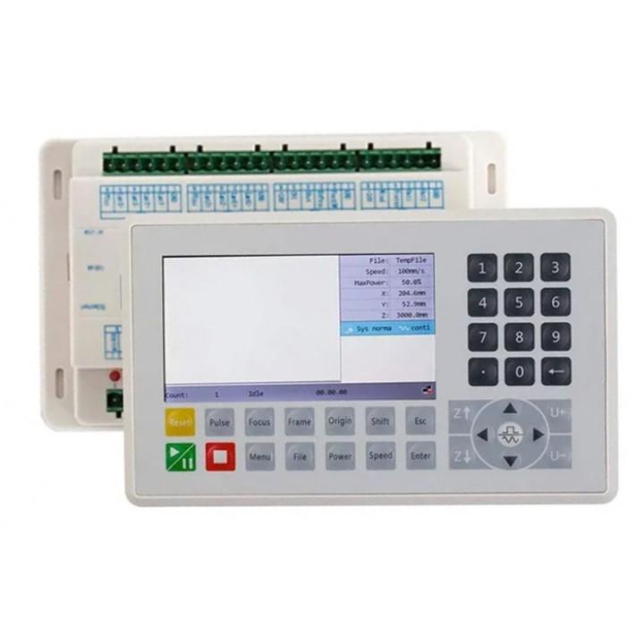 Контролер з панеллю керування для CO2 лазерного верстата Ruida RDC6445G, 105553