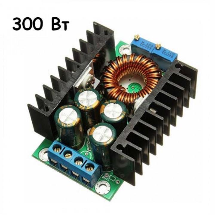Перетворювач напруги понижуючий XL4016 5-40 на 1-28В, 300Вт, 102846