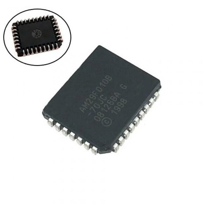 Чіп AM29F010B-70JC AM29F010 PLCC32, NOR Flash пам'ять 1 Мб, 102652