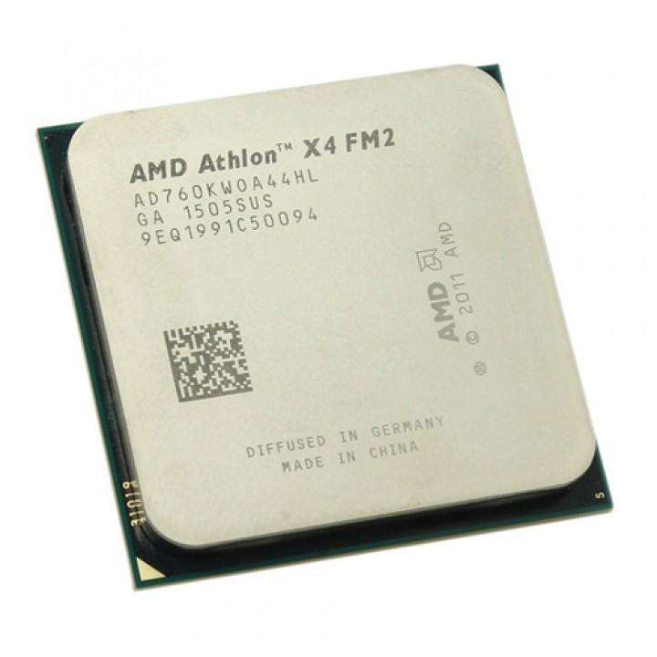 Процесор AMD Athlon X4 760K, 4 ядра, 3.8ГГц, FM2, 101676