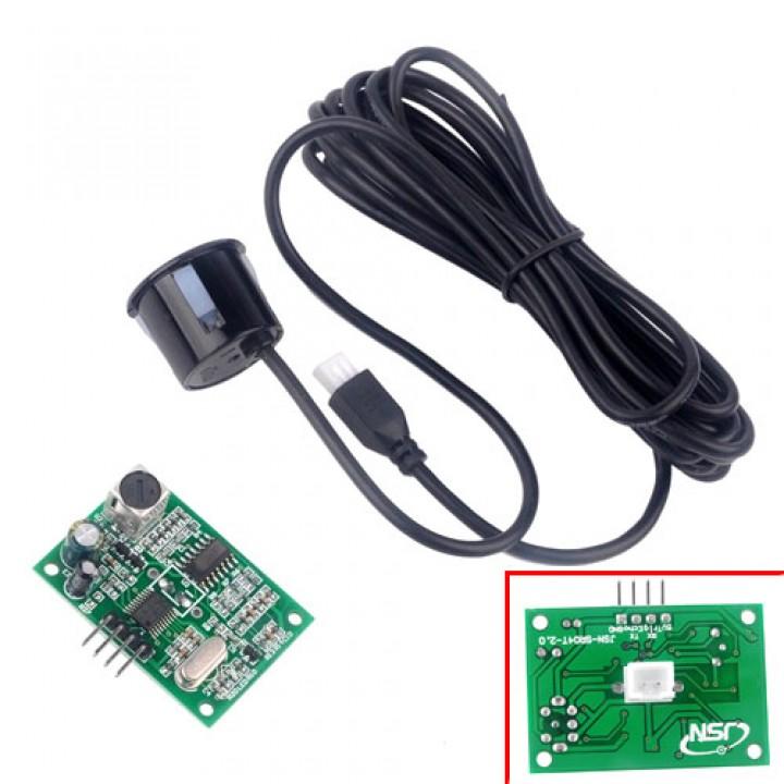 Ультразвуковий герметичний датчик відстані JSN-SR04T, Arduino, 103040
