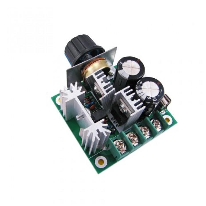 ШІМ регулятор швидкості мотора DC 12-40В 10А 13кГц PWM оборотів, 102991