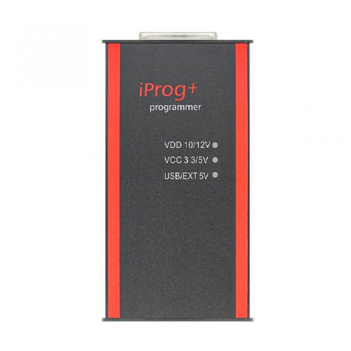iProg + v84 OBD2 програматор ЕБУ ECU автомобілів і 7 адаптерів, 105309