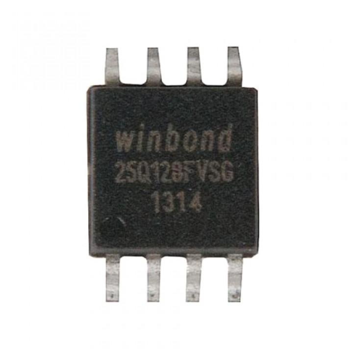 Чіп W25Q128 25Q128FVSG SOP8, 128Мб Flash SPI, 102482