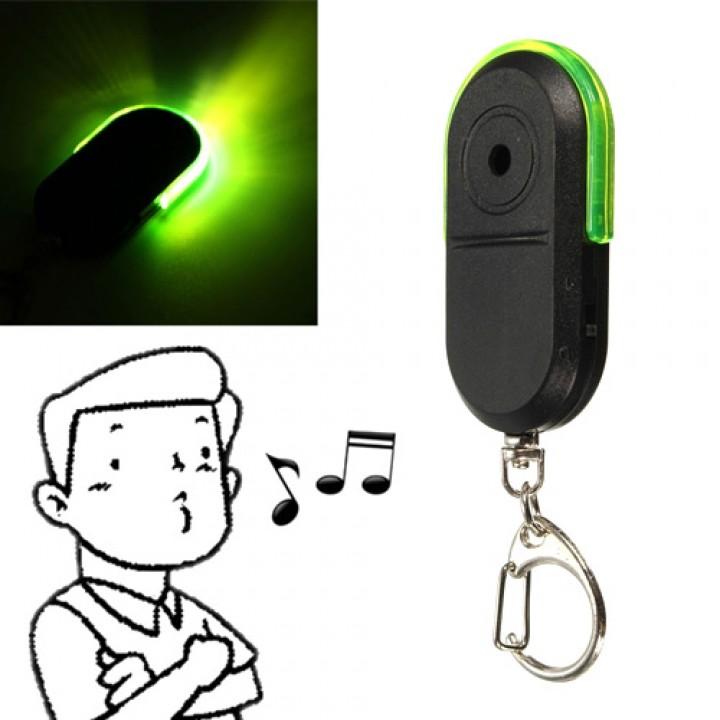 Брелок для пошуку ключів на свист, 100579