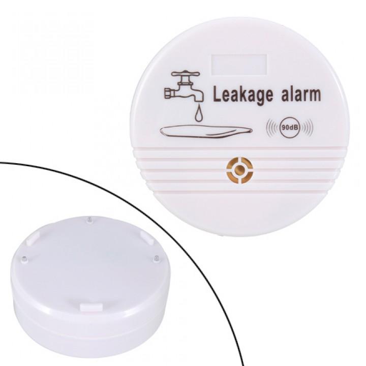 Датчик протікання води бездротової автономний, сигналізація 90дБ, HH-LS518A, 104960