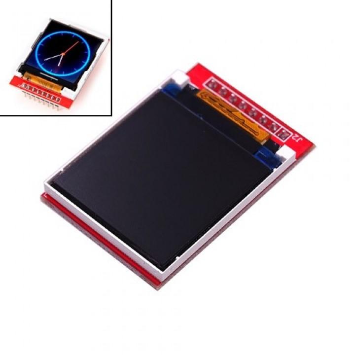 "LCD дисплей ST7735S SPI 1.44 ""128x128 Arduino, RGB, 105065"