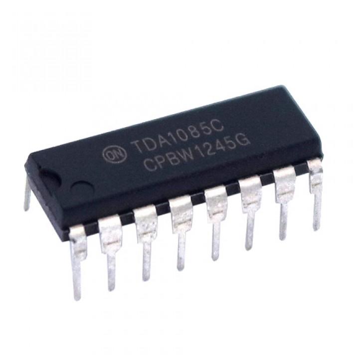 Чіп TDA1085C TDA1085 DIP16, Контролер швидкості двигуна, 102377