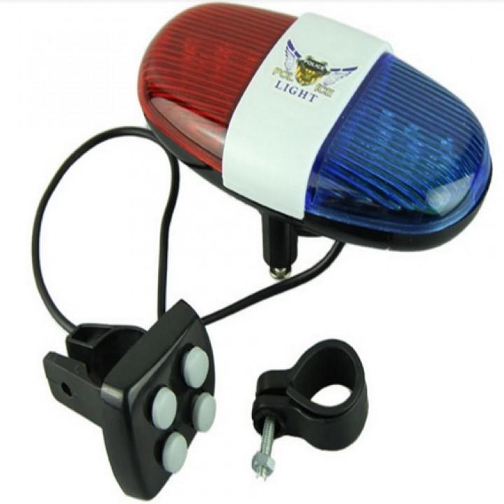 Електронний дзвінок для велосипеда, гудок, СИРЕНА, 103661