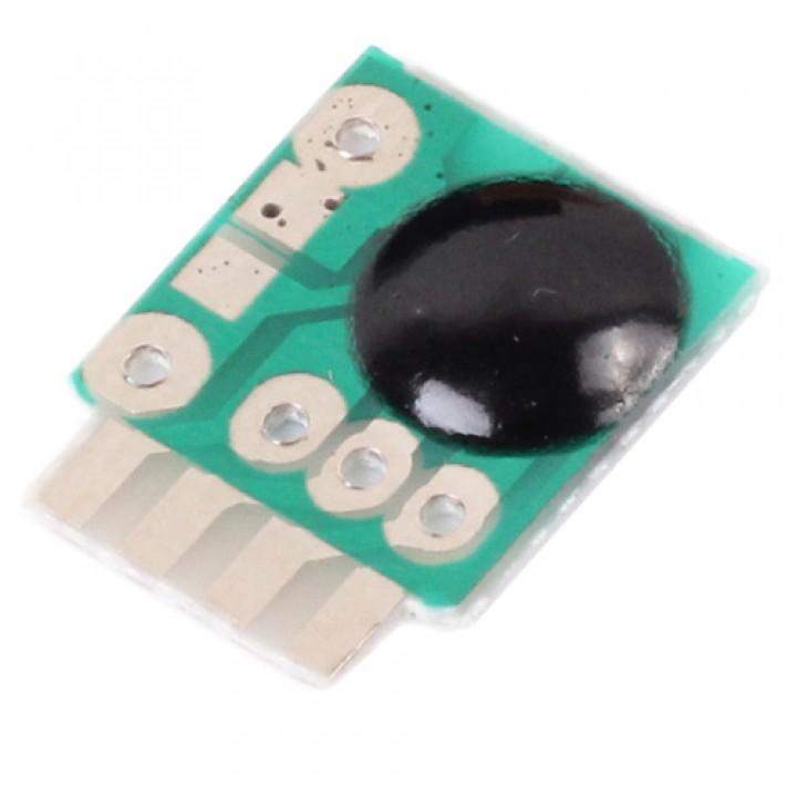 Модуль звуковий, плата електронна поліцейська сирена 3-4.5В, 103001