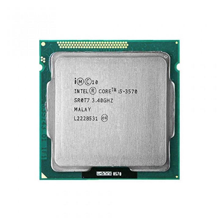 Процесор Intel Core i5-3570, 4 ядра, 3.4ГГц, LGA1155, 105134